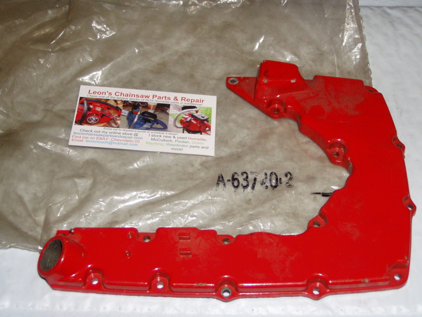 Homelite Super XL, XL-12, XL-15, XL-400, XL-500 Chainsaw Parts